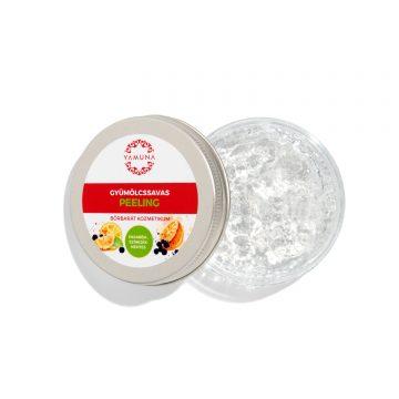 Peeling cu Acid din Fructe - Yamuna