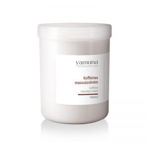 Crema masaj anticelulitic cu CAFEINA – Yamuna