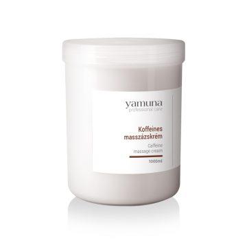 Crema masaj anticelulitic cu CAFEINA - Yamuna