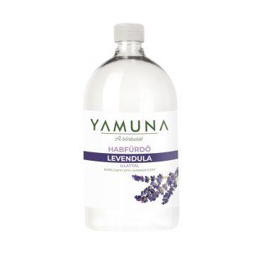 Spumant baie cu Ulei de LAVANDA - Yamuna